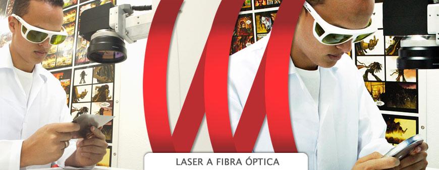 Gravação a laser - Grava e Marca